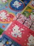 キティちゃんの切手