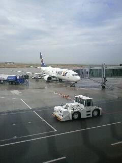 ドキドキ東京行き